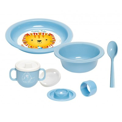 ENSEMBLE ASSIETTE BEBE 8 PCS