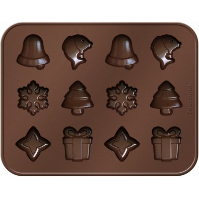 MOULES CHOCOLAT. MOTIFS DE...