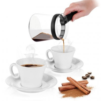 CAFETEIR ARAB  EN VERRE TEO