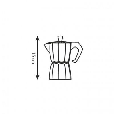 "CAFETIERE, 2 TASSES ""PALOMA"""
