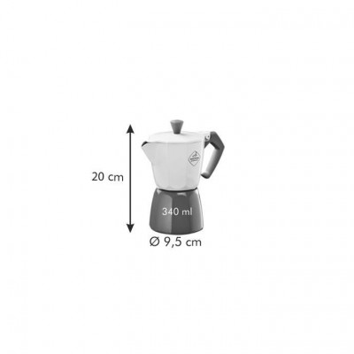 "CAFETIÈRE, 6 TASSES ""PALOMA..."