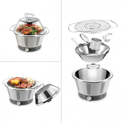 DOME POUR POWER GRILL...