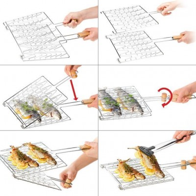 GRILLE POUR BARBECUE...