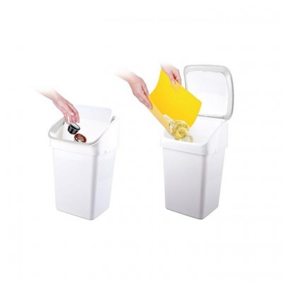 POUBELLE CLEAN KIT 21 L