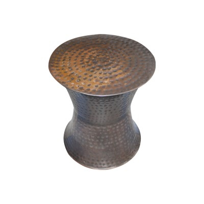 TABLE METAL RONDE