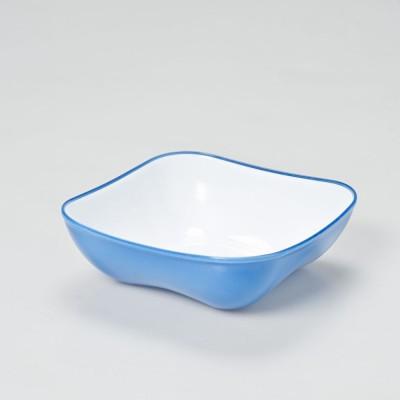 ASSIETTE MOVIDA BLUE