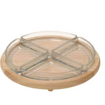 Tescoma© 4-Compartment Dish