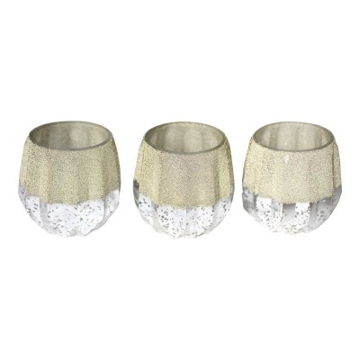 ENSEMBLE BOUGEOIR 3PCS DECO