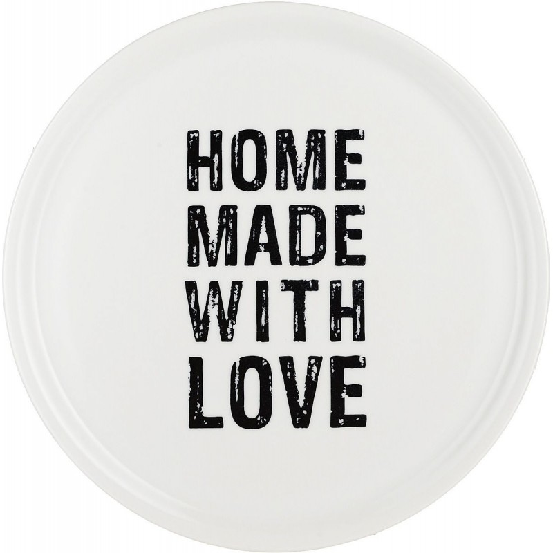 """Tescoma© Pizza Plate - """"HOME MADE WITH LOVE"""""""